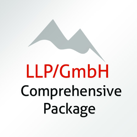 LLP - GmbH Comprehensive Package