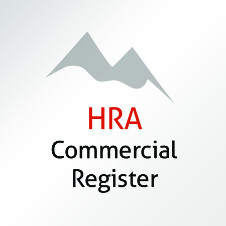 Commercial Register Fee