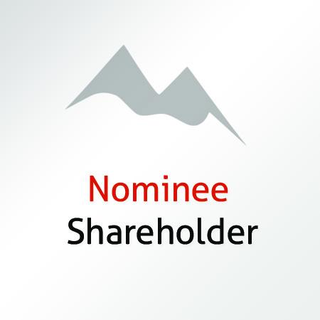 Nominee Shareholder