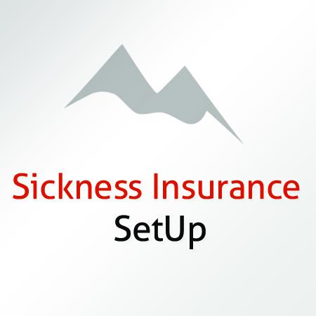 Sickness Insurance Setup