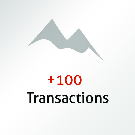 100 Accounting Transactions